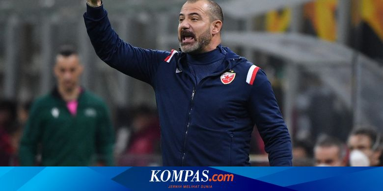 Ada Keributan pada Akhir Laga AC Milan vs Red Star