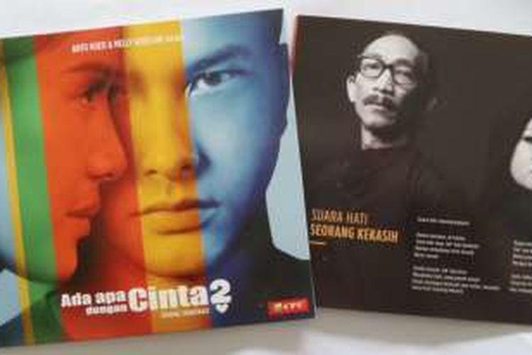 Album kumpulan lagu tema film Ada Apa Dengan Cinta? 2 (AADC? 2).