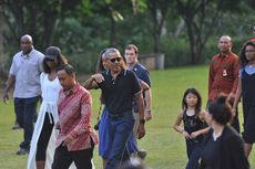 5 Berita Populer Nusantara: Cerita Obama Kaget di Candi Borobudur hingga Warga Jerman Tewas di Gunung Sibayak
