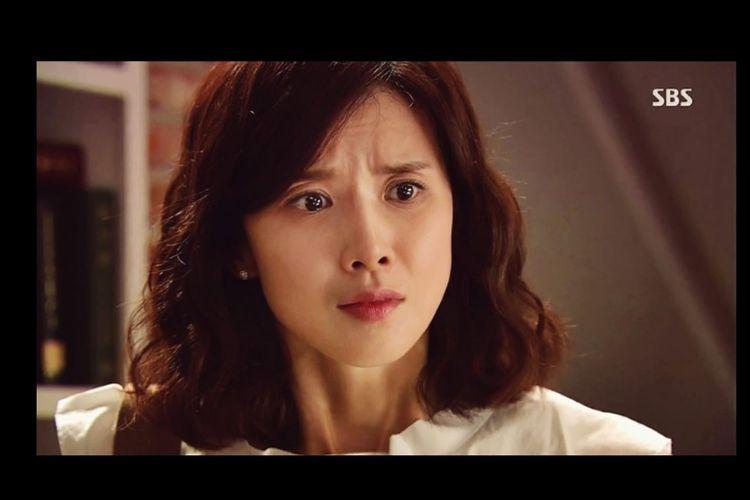 Lee Bo Young  pemeran Jang Hye Sung dalam drama I Can Hear Your Voice