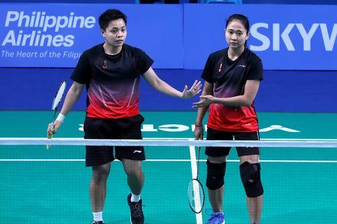 Badminton SEA Games 2019, Ni Ketut/Apriyani Menang, Indonesia Samakan Kedudukan