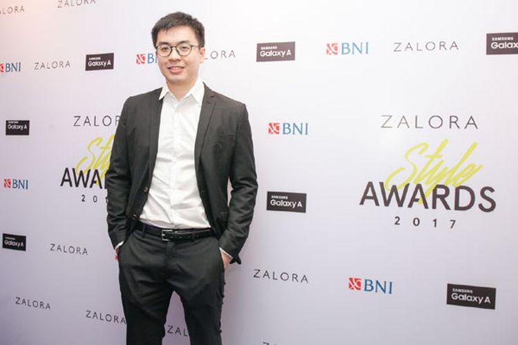 Anthony Fung, CEO Zalora Indonesia