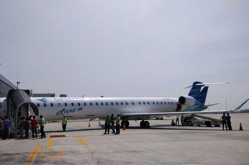 Garuda Indonesia Buka Rute Baru Balikpapan-Tarakan