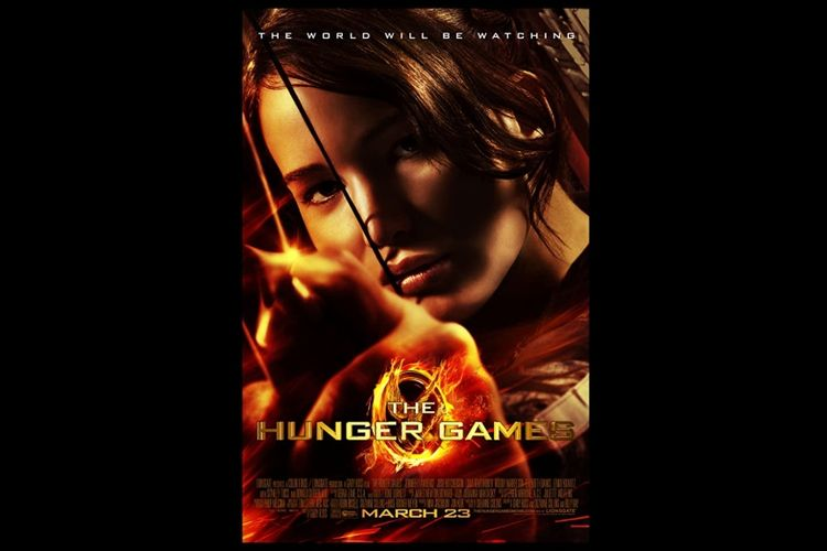 Poster film The Hunger Games