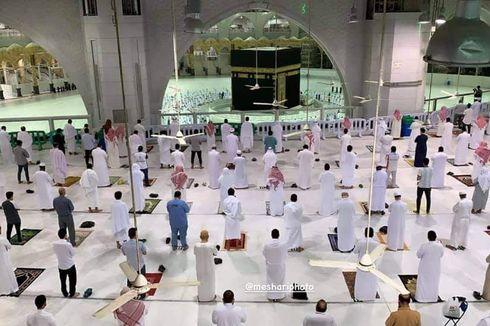 Menilik Ramadhan 1442 H di Arab Saudi, dari Pembatasan Waktu Shalat Tarawih hingga Pelaksanaan Umrah