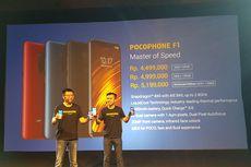 Xiaomi Resmikan Pocophone F1 di Indonesia, Harganya?