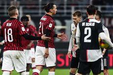 Hadapi Juventus di Semifinal Coppa Italia, AC Milan Siapkan Formasi Darurat