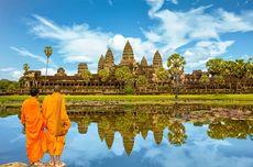 Situs Angkor di Kamboja Ditutup Sementara Akibat Pandemi