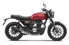 Honda CB350RS Meluncur, Ganteng!