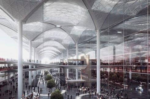 Rancangan Baru, Bandara Istanbul Bakal yang Terbesar di Dunia