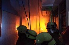 Sabtu Dini Hari, 129 Rumah di 2 Kelurahan di Jatinegara Terbakar