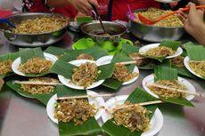 Kenapa Orang Medan Suka Pakai Daun Pisang untuk Alas Makan?