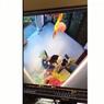 Video Viral Pengunjung Rusak Instalasi Seni di Cafe, Bagaimana Kronologinya?