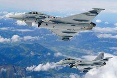 Austria Siap Lepas 15 Pesawat Tempur Eurofighter Typhoon Bekas ke Indonesia