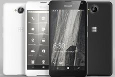 Lumia 650 Berbahan Logam Resmi Diperkenalkan