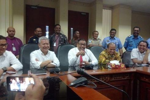Saat Gubernur Maluku Nyatakan Perang ke Menteri Susi dan Sampaikan Ancaman di Depan Menkes