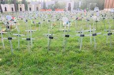 Ditemukan Kuburan Janin Hasil Aborsi, Tertulis Nama Ibunya dan Dinamai Taman Malaikat