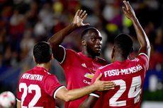 Lukaku Jalani Debut, Manchester United Menang Telak