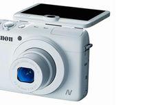 Kamera Baru Canon Bisa Jepret Depan-Belakang
