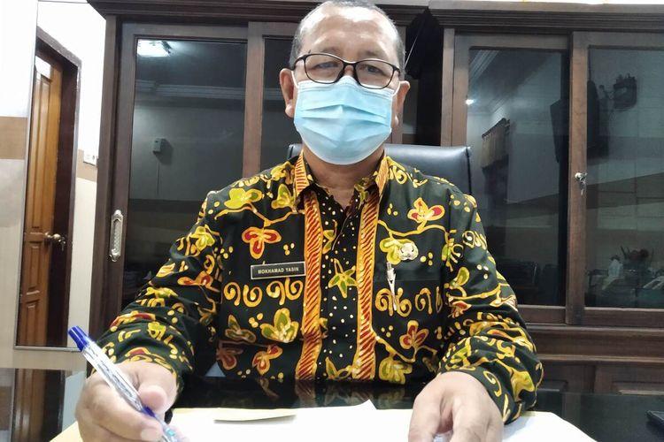Sekda Kabupaten Nganjuk, Mokhamad Yasin