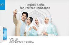 """Tampil """"Stylish"""" di Bulan Ramadhan dengan Vivo V5s Pure White Limited Edition"""