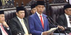 Jokowi: Hadapi Perubahan Zaman, Indonesia Butuh Semangat Para Pejuang