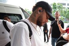 Neymar Disebut Tak Peduli dengan PSG