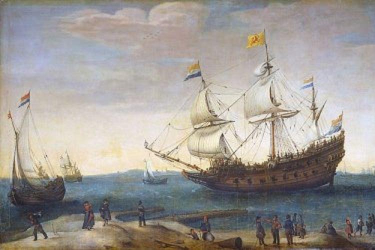 Ilustrasi perang terlama di dunia yang berlangsung 335 tahun di Kepulauan Scilly, Inggris, tanpa darah, korban jiwa, bahkan tak ada satu peluru pun yang ditembakkan.
