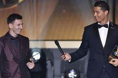 Juventus Vs Barcelona, Doa Messi untuk Ronaldo yang Gagal Terwujud