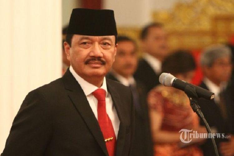 Kepala Badan Intelejen Negara (BIN) Budi Gunawan