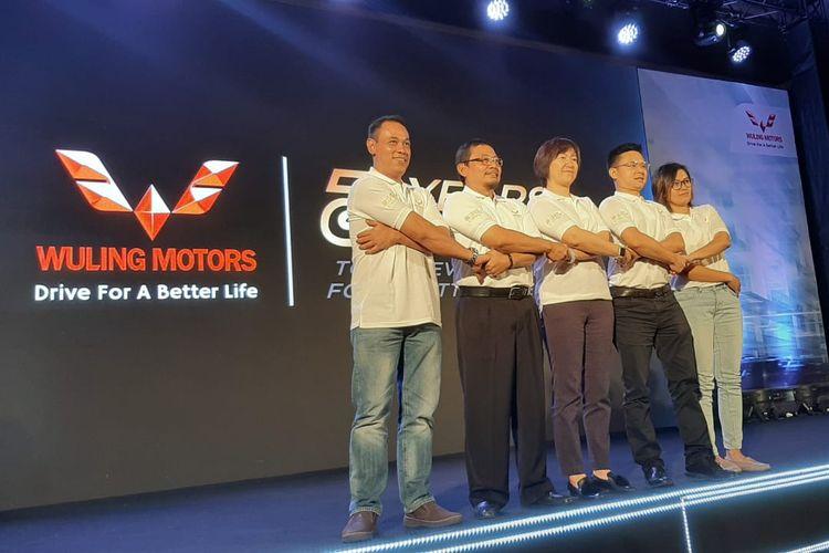 Wuling Motors genap berusia dua tahun di Indonesia.