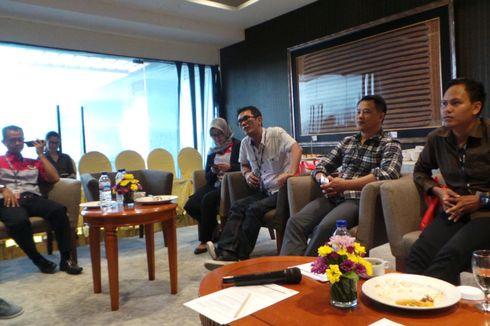 JLC Member Gathering, Ajang Curhat Pemilik Toko Online dengan JNE