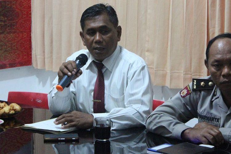 Kasat Reskrim Polres Nunukan AKP Suparno. Guru honor pelaku pencabulan di Nunukan terancam hukuman 15 tahun penjara