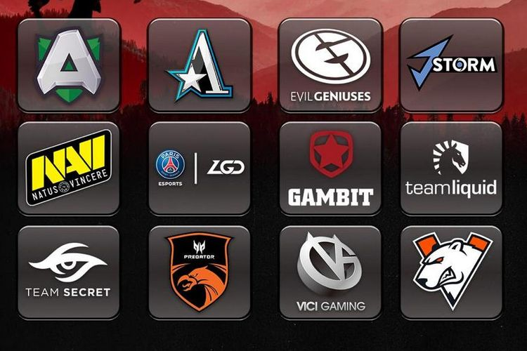 Ada 12 tim yang bakal berlaga dalam ONE Esports Dota 2 Singapore World Pro Invitational pada 20-22 Desember 2019.  Dapat disebutkan di sini adalah Alliance, Evil Geniuses, Gambit, J.Storm, Natus Vincere, PSG LGD, Team Aster, Team Liquid, Team Secret, TNC Predator, Virtus.pro, dan Vici Gaming.