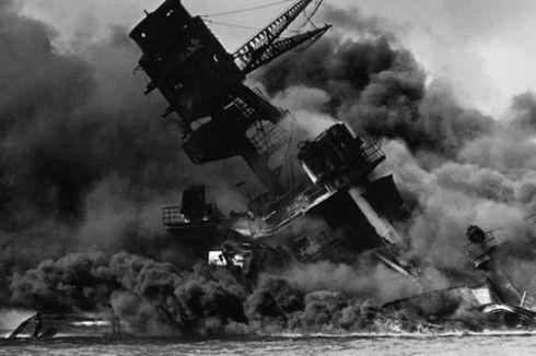 7 Desember 1941, Pengeboman Pearl Harbor...