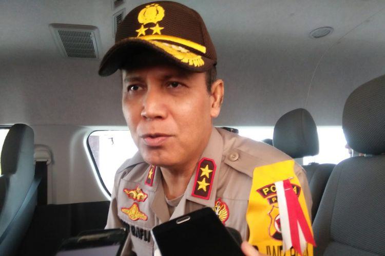 Irjen Pol Boy Rafli Amar saat menjabat Kapolda Papua