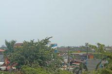 Wagub Sebut Buruknya Kualitas Udara di Sumbar karena Asap Kiriman dari Riau dan Jambi