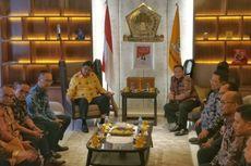 Bertemu Ketum Golkar, Ketua Bawaslu Imbau Parpol Tak Usung Caleg Eks Koruptor
