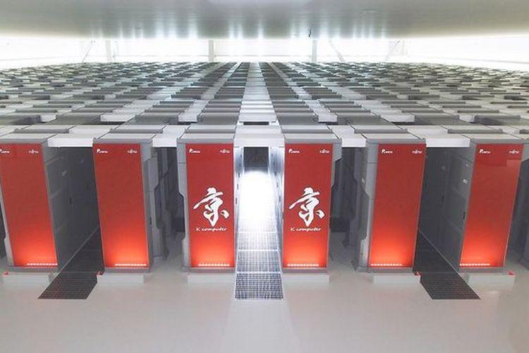 Supercomputer Fujitsu K