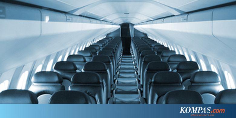Cara Hindari Terkena Virus di Pesawat