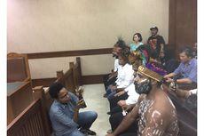 Lima Aktivis Papua Terdakwa Makar Batal Bebas Hari Ini meski Sudah Jalani Prosedur Administrasi