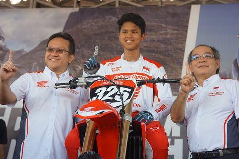 AHM Mulai Bicara Penjenjangan di Motocross