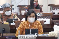 Sri Mulyani Soroti Provinsi Banten gara-gara Belanja Bansos Rendah