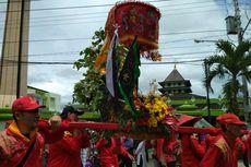 Saat  Umat Tridharma Indonesia Ikuti Ritual dan Budaya Ruwat Bumi