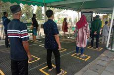 Wisatawan yang Sudah Divaksin dan Negatif Covid-19 Diberi Akses Khusus Masuk Candi Borobudur