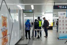 Keamanan di Stasiun MRT Jakarta Ditingkatkan atas Permintaan Polisi
