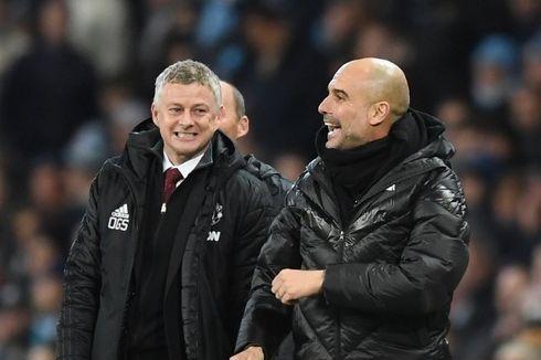 Undian Semifinal Piala Liga Inggris, Ole Tak Masalah Man United Bertemu Man City