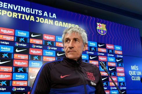 Real Betis Vs Barcelona, Laga Emosional Quique Setien