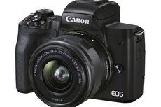 Kamera Mirrorless Canon EOS M50 Mark II Resmi Meluncur