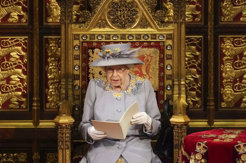 Ratu Elizabeth Jalankan Tugas Besar Kerajaan Pertama Sejak Kematian Pangeran Philip